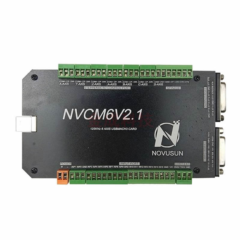 CNC MACH3 USB 6 Axis 4 Axis 5 Axis 125KHz USBCNC 16I 16O Smooth Stepper Motion