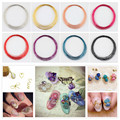 1 Roll 10m Colorful Nail Art Copper Wire Line DIY Nail Art Manicure Decoration Tool
