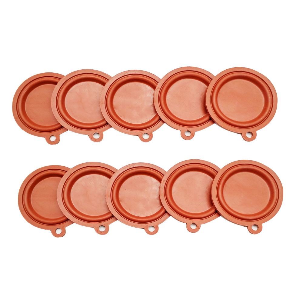 MENSI 50PCS/lot OD=54mm Water Gas Linkage Valve water heater Pressure Diaphragm Accessories