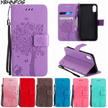 PU Leather Wallet Cases For Sony Xperia 10 Plus Z3 Z4 Z5 Mini XA1 XA2 XZ1 XZ2 XZ3 XZ4 M2 E4 E5 M4 M5 Flip Cover Stand Phone Bags(China)