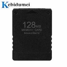 Kebidumei 128 Мб карта памяти сохранение данных игры Стик модуль для sony PS2 PS 2 Playstation карта памяти