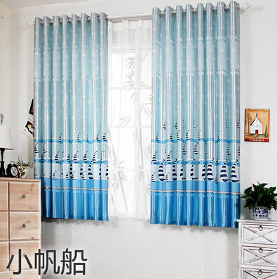 Aliexpress.com : Buy 2 meters height short curtains finished ...