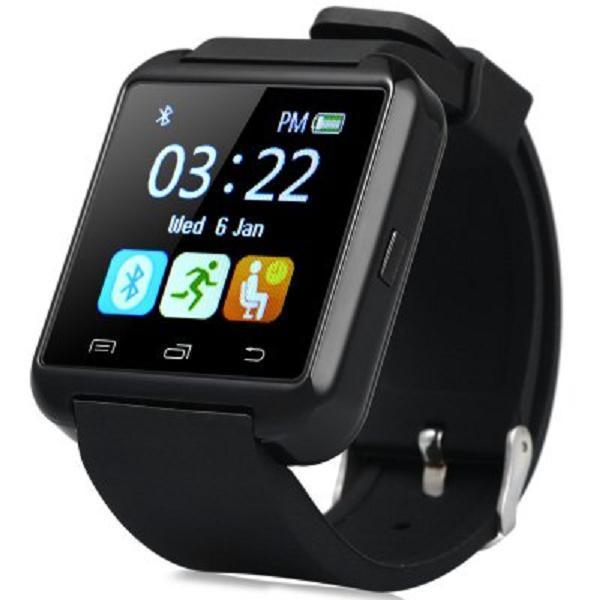 New Smart Watch U8 U80 U MTK Handsfree Bluetooth Digital-watch Sport Men Women Square Touch Screen Wristband For Android Phone
