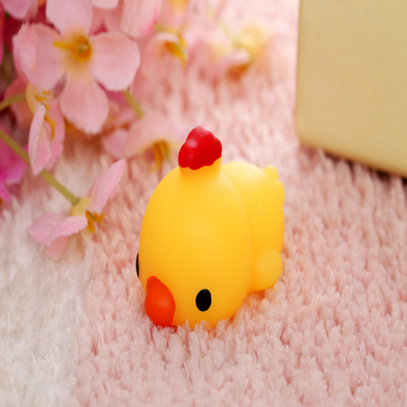 1pc Funny Anti Stress Pig Soft Reliever Bear Chicken