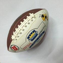 Для От 1 до 5 лет, Детский Американский футбол, рождественские подарки, спортивные игрушки, мячи