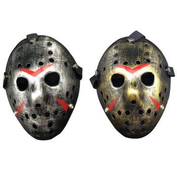 2018 Halloween Mask Jason vs Friday The 13th Horror Hockey Mask Halloween Party Cosplay Scary Mask 1