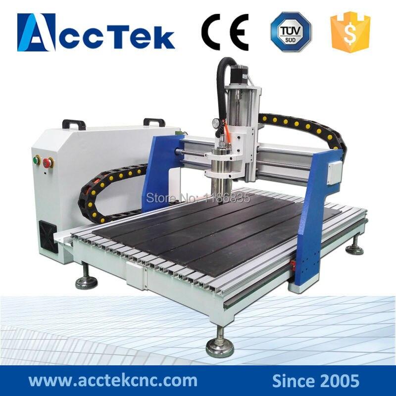 AccTek дешево мини ЧПУ 6090
