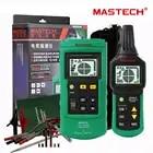 Mastech MS6818 Draagbare Professionele Draad Kabel Tracker Minipijp Locator Detector Tester Line Tracker Voltage12 ~ 400V