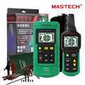 Mastech MS6818 Portable professionnel fil câble Tracker métal tuyau localisateur détecteur testeur ligne Tracker Voltage12 ~ 400V