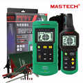 Mastech MS6818 Portatile Professionale Wire Cable Tracker Tubo Metallico Locator Detector Tester di Linea Tracker Voltage12 ~ 400V
