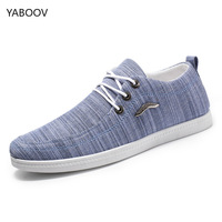 2019 Casual Vulcanized Men Canvas Shoes Lace up Male Sneakers Spring Low cut Adult Footwear for Men Buty Meskie Zapatos Hombre