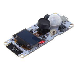 Image 4 - 2019 NEW TTGO T Camera ESP32 WROVER & PSRAM Camera Module ESP32 WROVER B OV2640 Camera Module 0.96 OLED