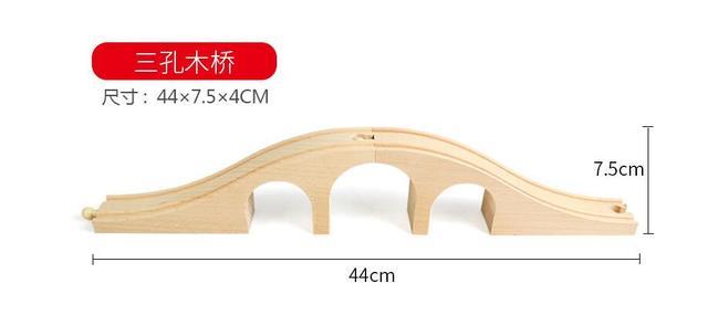 3 Hole Bridge