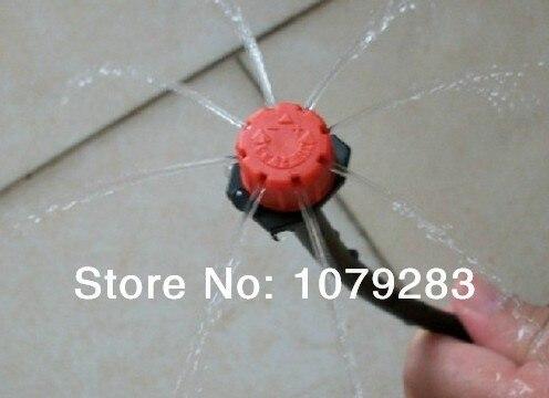 Dripper DIY Bitki Özü Suvarma Bağ Hortumu Mikro Damcı Suvarma - Bağ üçün - Fotoqrafiya 4