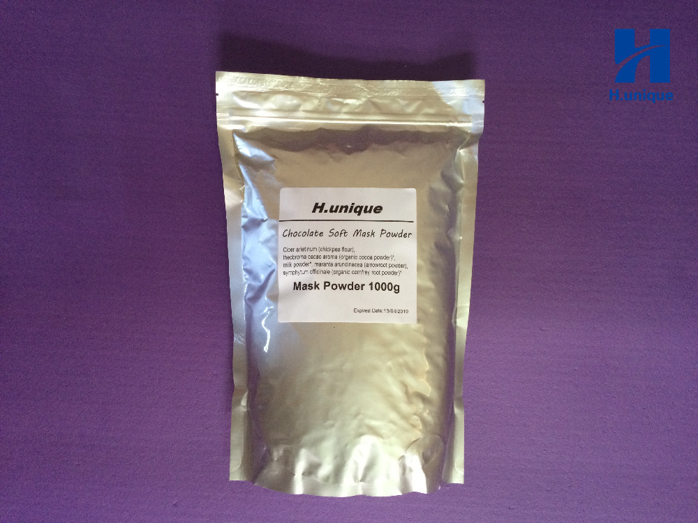 1000g Chocolate Soft Mask Powder Face Masks Whitening Firming Moisturizing Free Shipping Beauty Hospital Equipment сетевое зарядное устройство cellular line 1 usb 2a кабель microusb achusbmusb2aw