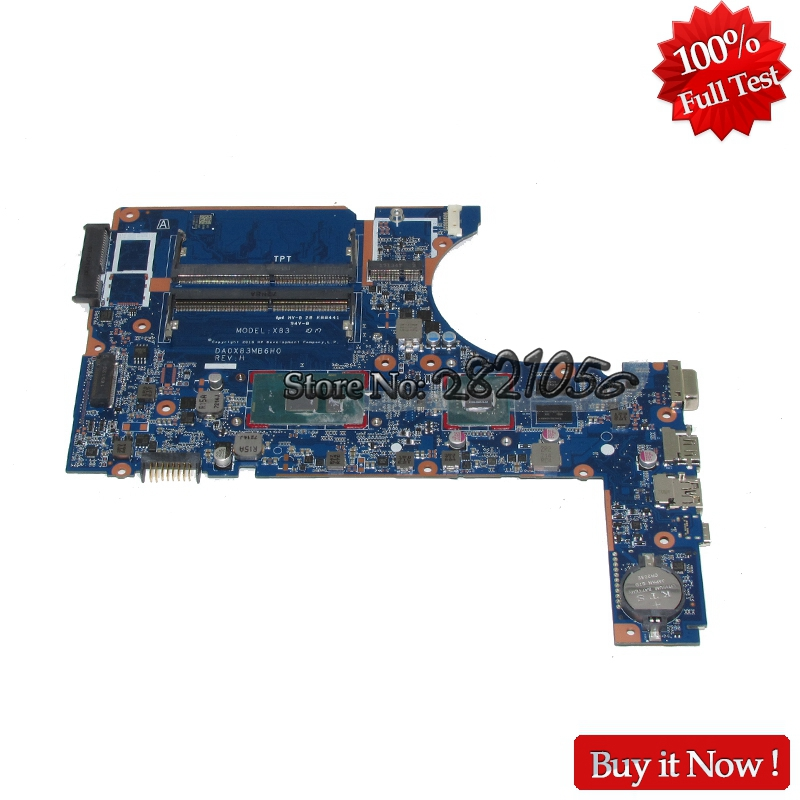 Nokotion Anakart Hp 450 G4 Laptop anakart SR2ZV DA0X83MB6H0 I7-7500U Geforce 930MX GMA HD 620 Tamamen TestNokotion Anakart Hp 450 G4 Laptop anakart SR2ZV DA0X83MB6H0 I7-7500U Geforce 930MX GMA HD 620 Tamamen Test