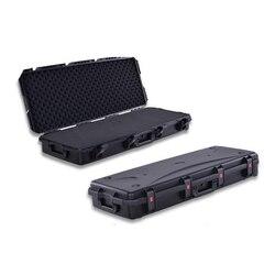 1080*390*150 millimetri ad Alta resistenza portatile strumento Musicale caso con ruote