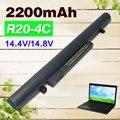 2200 мАч Аккумулятор для Samsung NP R18 R18Y R20 R20F R21 R23 R25 R26 X12 Серии R20 R25 X11 X1 X11C AA-PBONC4B AA-PL0NC8B