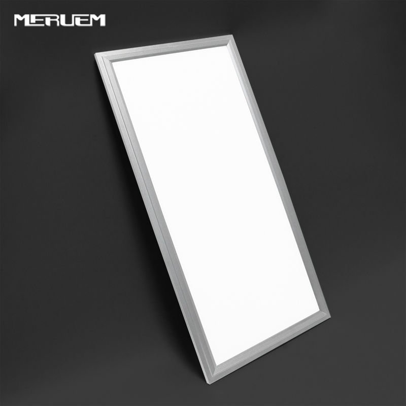Free shipping 4pcs/lot Led panel lights,dimmable panel, 24w 300x600,85-265V AC integrated ceiling light led lighting цена