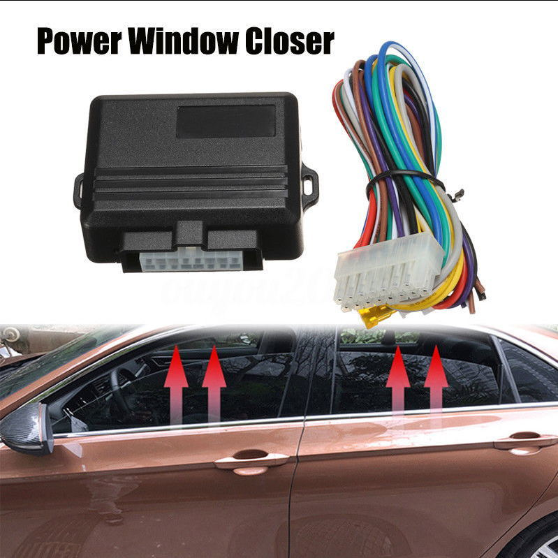 New Car Window Lifter For All Cars With 2&4 Windows Car Automatic Window Lifter Universal Car Window Open Lifter Accessories
