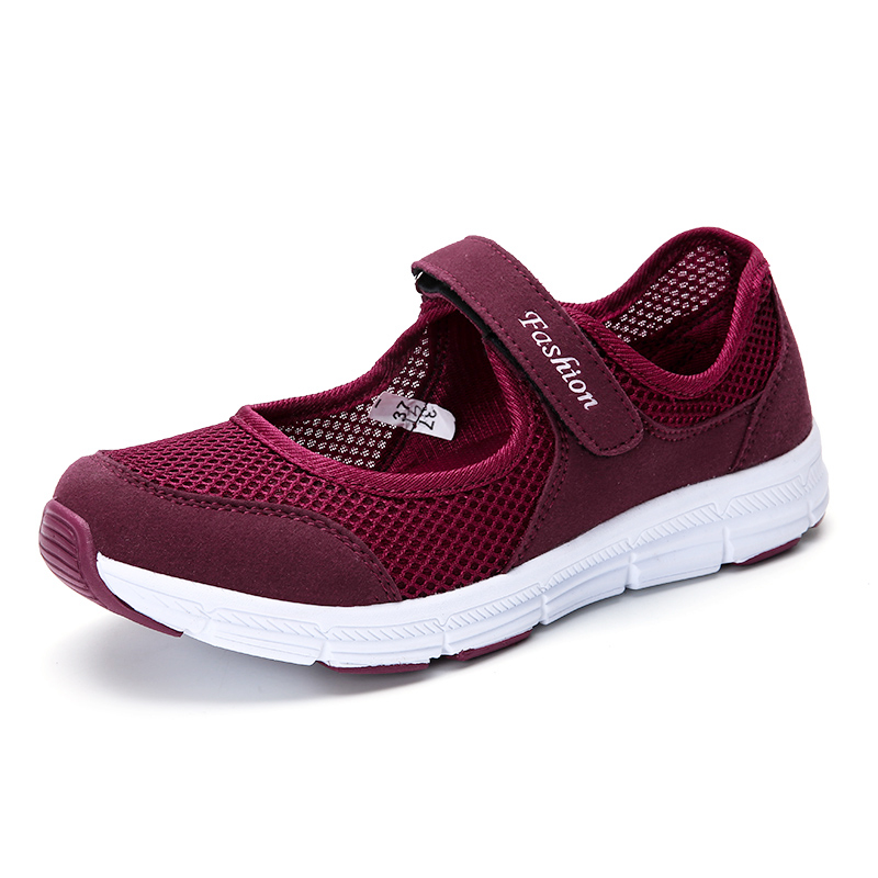 Moda seleccione para el despacho hermosa en color US $16.09 30% OFF Tenis Mujer 2018 New Women Light Soft Gym Sport Shoes  Women Cool Tennis Shoes Female Stability Athletic Sneakers Trainers  Cheap-in ...