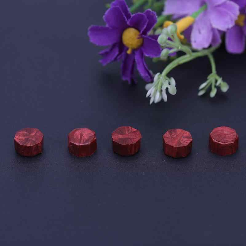 100pcs cire à cacheter pilule grains Vintage Wax Seal Stamp perles pour enveloppe lettre