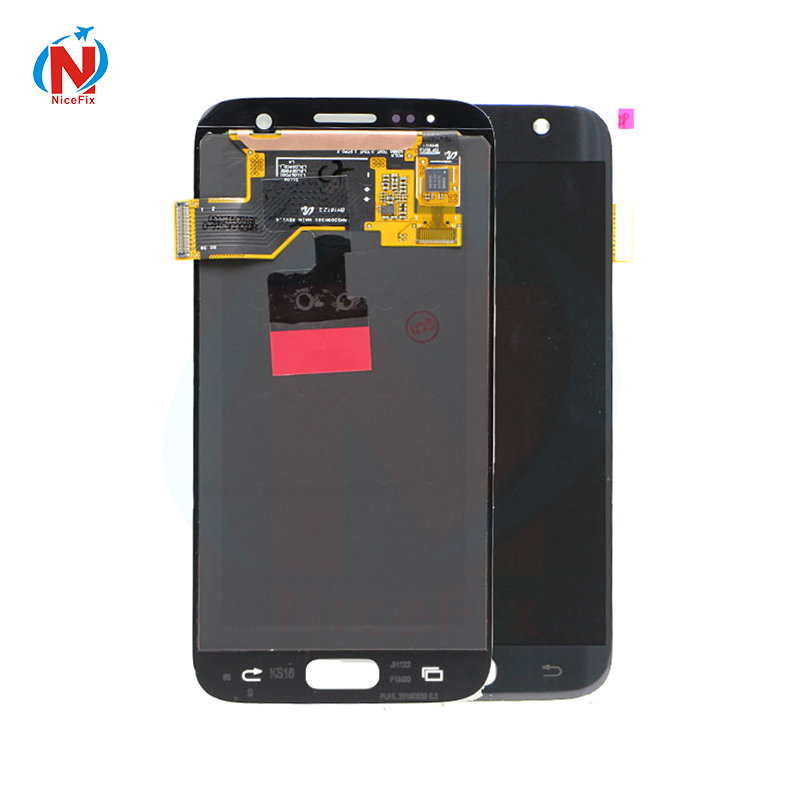 For SAMSUNG GALAXY S7 G930A G930W8 G930F LCD Display Touch Screen Digitizer Assembly Replacement For SAMSUNG