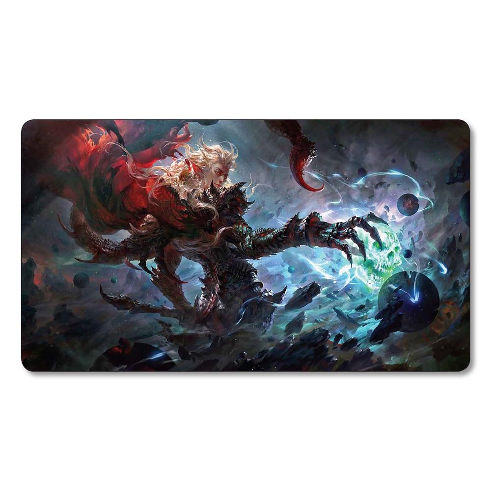 (MGT Zodiac Playmat)Many Choice Magic Game Custom Playmat,Board Games MGT Play Mat,Custom Gather Big Mousepad Free Bag