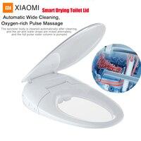 Xiaomi Youpin LY ST1808 008B умная сушильная Удобная крышка для туалета Smart Mijia APP пульт дистанционного управления Крышка для туалета аксессуары для дома