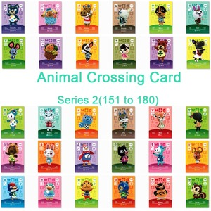 Image 3 - Animal Crossing Card Amiibo Card Work for NS Games Series 2 (151 to 180)