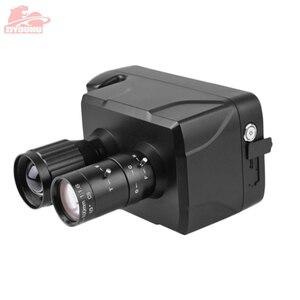Image 5 - Ultimo Nuovo Disegno HD Binocolo di Visione notturna Digitale Touch Screen Intelligente Laser Multi Funzione Della Macchina Fotografica per Il Monitoraggio Di Notte Record