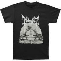Mayhem Men's Esoteric T-shirt Black
