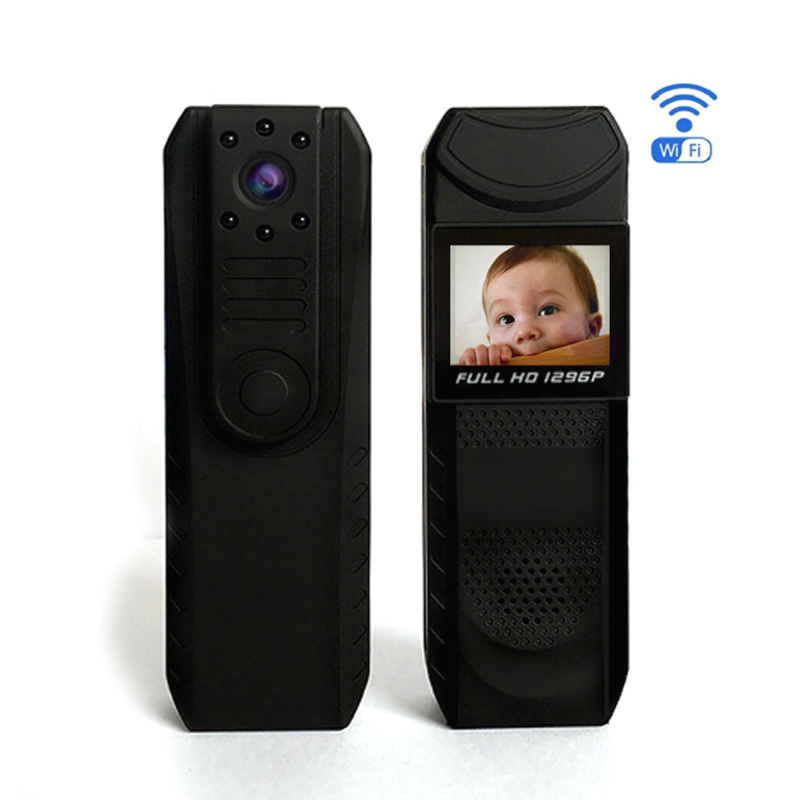 FUll HD Night Vision mini Camera WiFi with Card slot Support TF card  dvr Novatek 96650 dv cam #5-in Mini Camcorders from Consumer Electronics    1