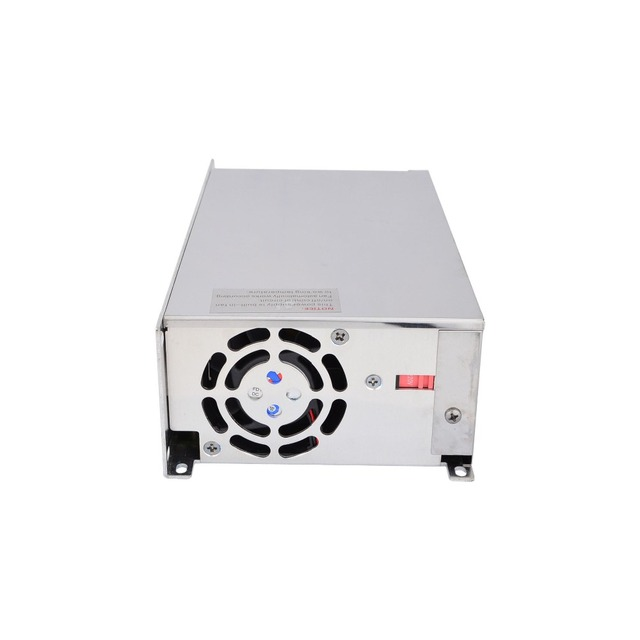 500W 36V 14A 115/230V Switching Power Supply for Stepper Motors/ CNC Router Kits/ 3D Printer