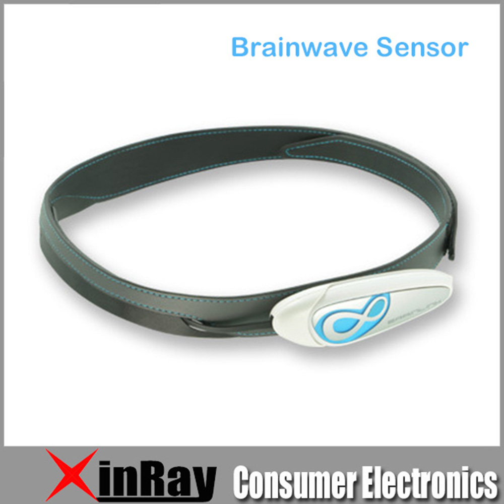 Brainlink Personal Brainwave Sensor Neuro Feedback Device For iOS Android Neuro Training Handset BL002 Bluetooth Smart Device menghi шлепанцы