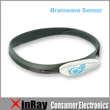 Brainlink Personal Brainwave Sensor Neuro Feedback Device For iOS Android Neuro Training Handset BL002 Bluetooth Smart Device