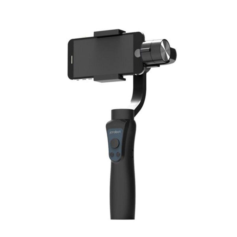 Haute Qualité Jcrobot S5 3-Axis De Poche Bluetooth Cardan Stabilisateur Pour Smartphones Pour GoPro Hero Action Caméra FPV Accessoire