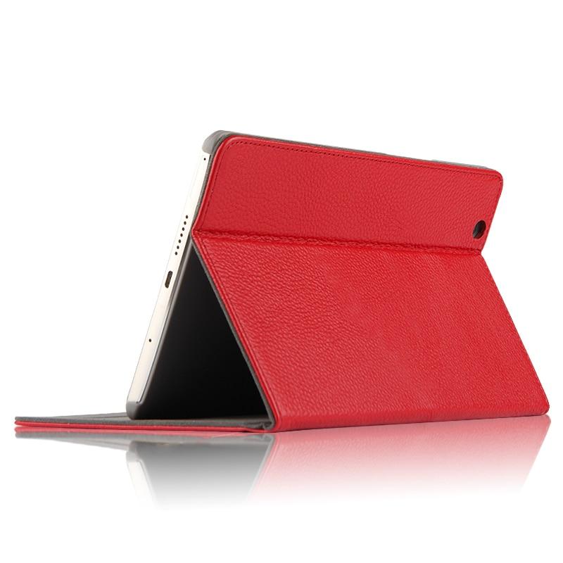 Case Cowhide Huawei jaoks MediaPad M3 Smart kate Ehtne nahast - Tahvelarvutite tarvikud - Foto 4