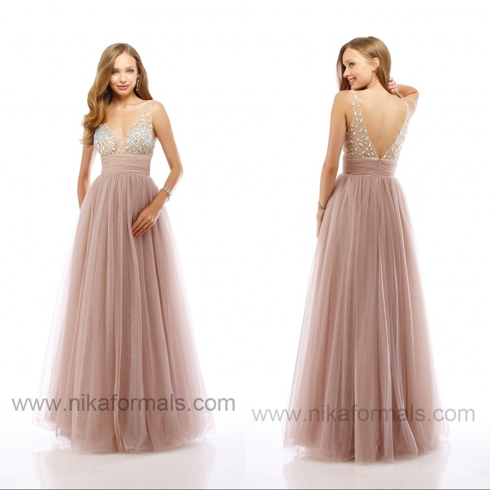 Compare Prices on Dusty Pink Dresses- Online Shopping/Buy Low ...