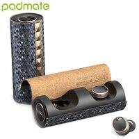 Padmate PaMu Scroll Bluetooth 5.0 Earphones IPX6 Waterproof Mini Wireless Sports Earbuds Headsets For Computer Mobile Phone