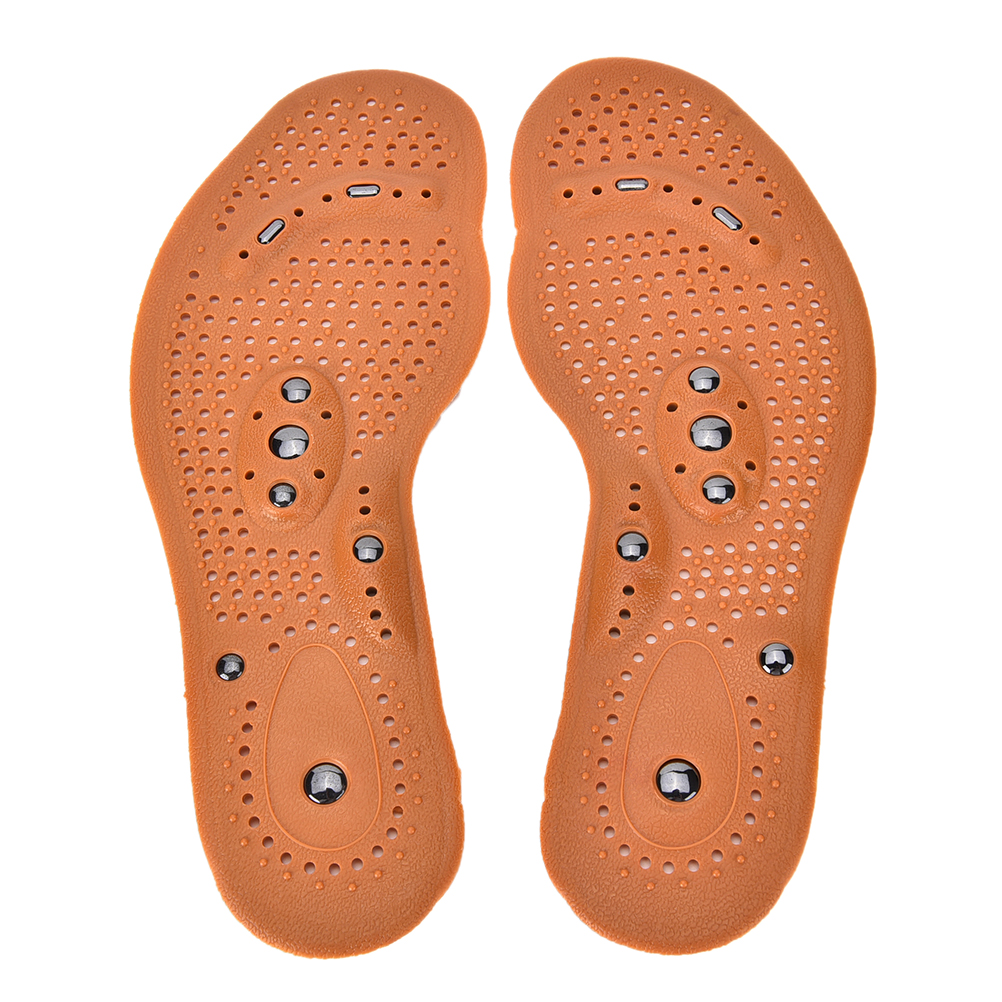 Massage Magnetic Therapy Magnet Health Care Foot Massage Insoles Men/ Women Shoe Comfort Pad