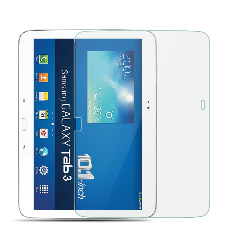 9H Tempered Glass For Samsung Galaxy Tab 3 10.1 SM-P5200 GT-P5200 P5210 Tablet Screen Protector Protective Film Glass Guard