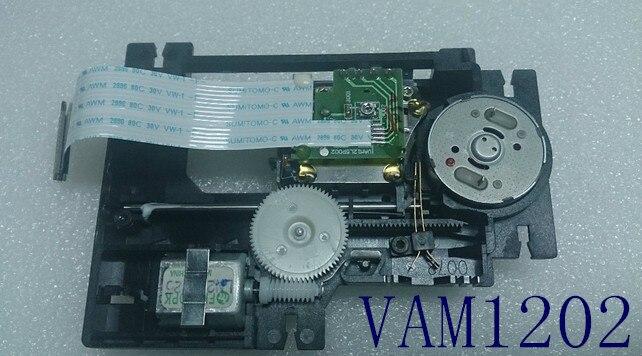 Оригинальная Лазерная линза VAM1202/21 VAM1202 VAM1201, оптическая линза, белая линия