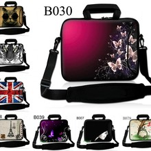 Laptop Soft Shoulder Bag Case Handbag for 10