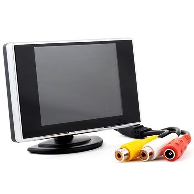 3,5 Zoll Mini TFT LCD Auto Monitor 3,5