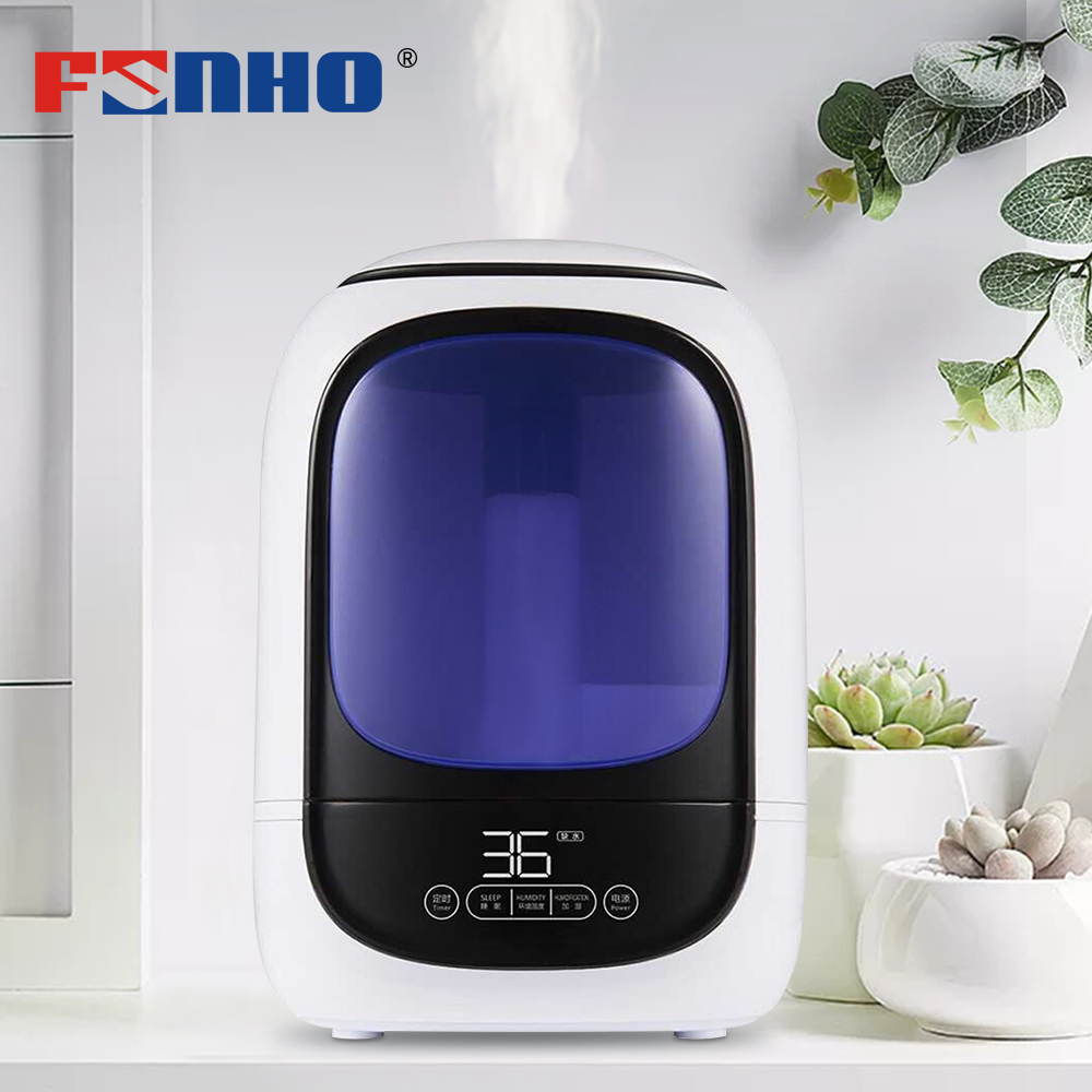 FUNHO Air Humidifier Aroma Diffuser Oil Ultrasonic Fog 5l Quiet Aroma Mist Maker Led Touch Screen Home Water DiffuserFUNHO Air Humidifier Aroma Diffuser Oil Ultrasonic Fog 5l Quiet Aroma Mist Maker Led Touch Screen Home Water Diffuser