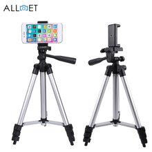 1060mm Portable Tripod for Phone Digital Camera DSLR Tripod Mobile Phone Stand Monopod for iPhone X 7 6S 6 Plus Holder Bracket