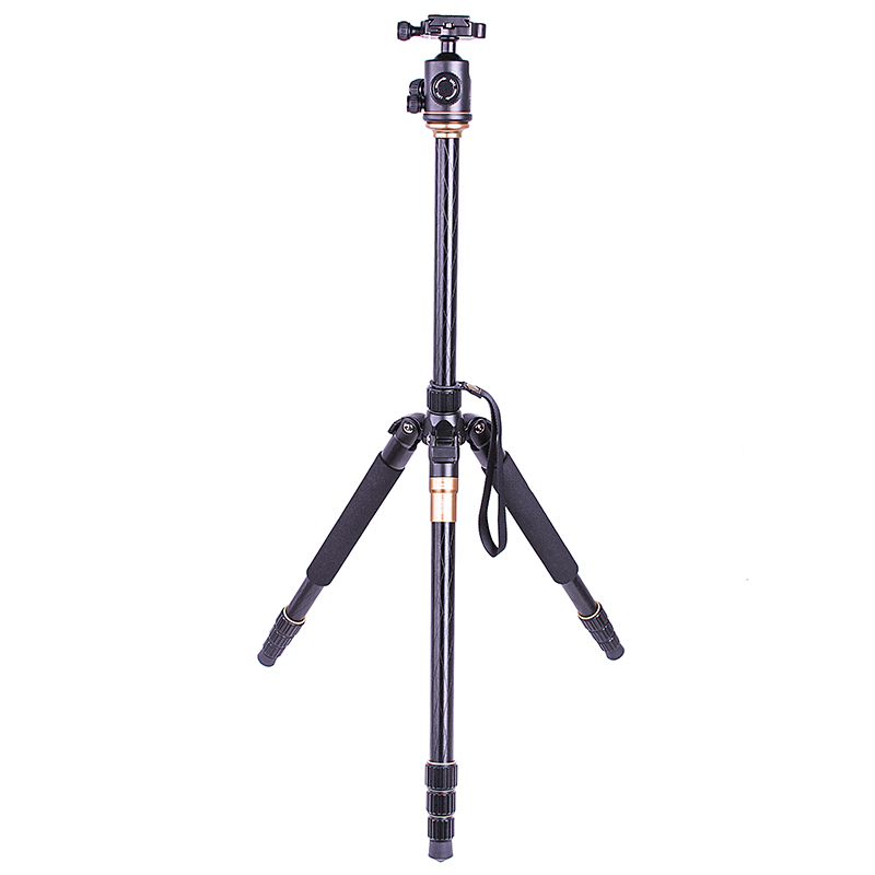 ФОТО Portable travel 10KG bear  dslr alloy monopod stand professional camera tripod for slr pro video tripodes para reflex