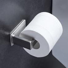 304 держатель для туалетной бумаги из нержавеющей стали, прочный настенный рулонный бумажный органайзер, вешалка для полотенец, держатель для туалетной бумаги
