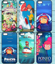 Studio Ghibli – Ponyo Phone Case For Samsung Galaxy S6 S7 Edge S8 Plus A3 A5 A7 J3 J5 J7 2015 2016 2017 J5 Prime